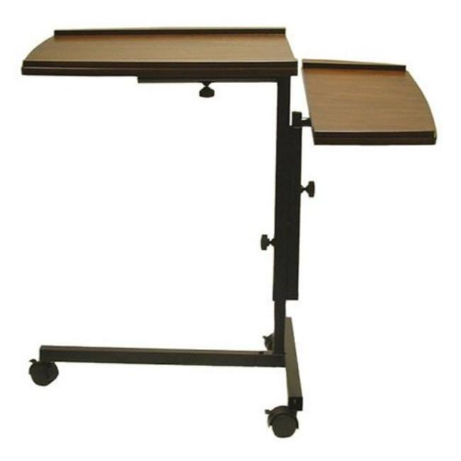 Adjustable Ergonomic Laptop Desk Stand Overstock