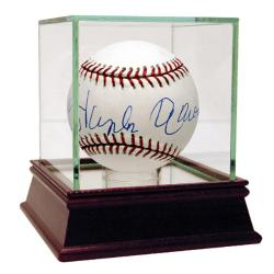 Steiner Sports Autographed Hank Aaron MLB Baseball