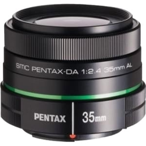 Pentax 21987 35 mm f/2.4 Wide Angle Lens for Pentax KAF
