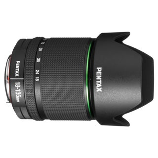 Pentax 21977 18 mm-135 mm f/3.5-5.6 Zoom Lens for Pentax KAF3 (New in Non-Retail Packaging)