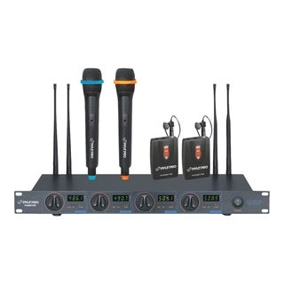 PylePro PDWM7300 Wireless Microphone System