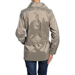 Nuage Women's 'Casablanca' Drawstring-waist Jacket