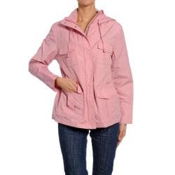 Nuage Women's Plus Size 'Taslyn' Hooded Jacket