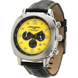 Jorg Gray Men's Italian Leather Watch