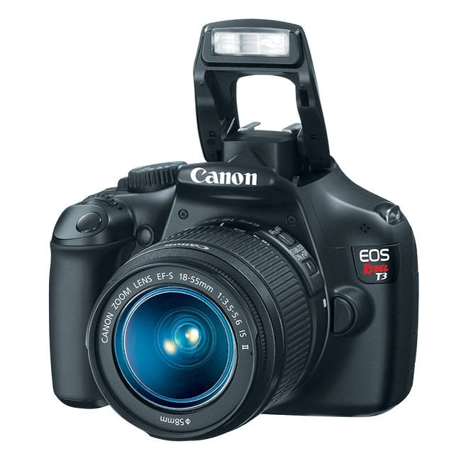 Canon EOS Rebel T3 Digital SLR with 18-55mm Lens