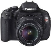 Canon EOS Rebel T3i Digital SLR Camera with 18-55mm Lens