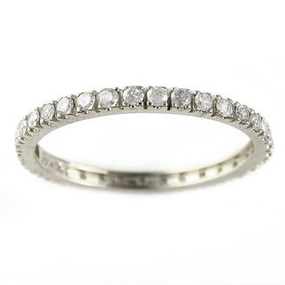 Beverly Hills Charm 14k Gold 1/2ct TDW Diamond Wedding Band (H-I, I2-I3)