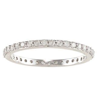 Beverly Hills Charm 10k Gold 1/2ct TDW Diamond Wedding Band (H-I, I2-I3)