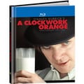 A Clockwork Orange: 40th Anniversary DigiBook (Blu-ray/DVD)