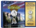 National Park Quarters 2010-2021: With 2 Quarters (Board book)