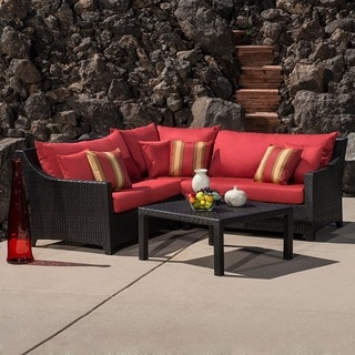 RST Cantina 4-piece Outdoor Sectional Set
