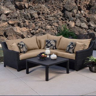 RST Delano 4-piece Outdoor Sectional Set