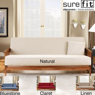 Sure Fit Cotton Duck Futon Slipcover