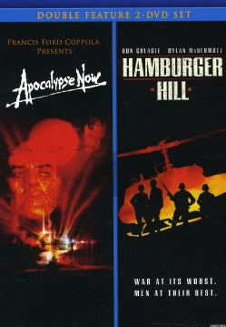 Apocalypse Now/Hamburger Hill (DVD)