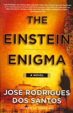 The Einstein Enigma: A Novel (Paperback)