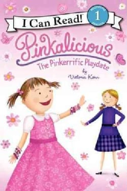 The Pinkerrific Playdate (Paperback)
