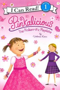 The Pinkerrific Playdate (Hardcover)