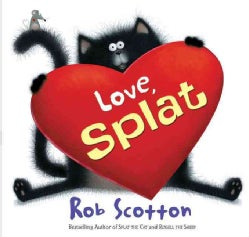 Love, Splat (Hardcover)