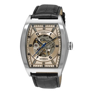 Stuhrling Original Men's 'Millennia Prodigy' Automatic Watch