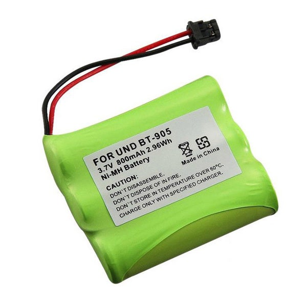 INSTEN Uniden BT-905 Cordless Phone Compatible Ni-MH Battery (Pack of 2)