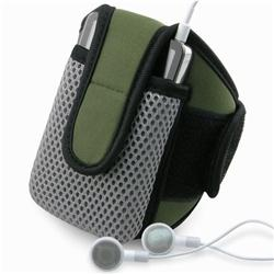 Olive SportBand with Case for Apple iPhone 4