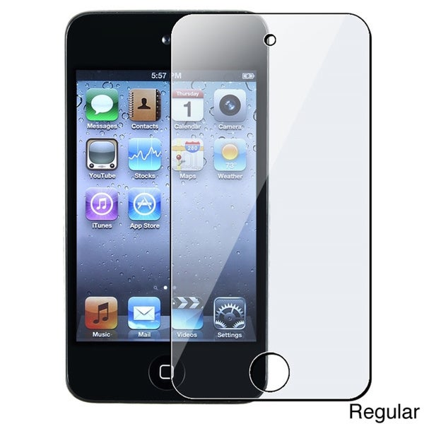 INSTEN Screen Protector for Apple iPhone 3G/ 3GS (Pack of 3)