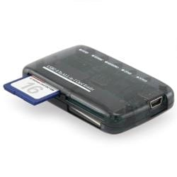 Smoke Mini All-in-1 USB 2.0 Memory Card Reader