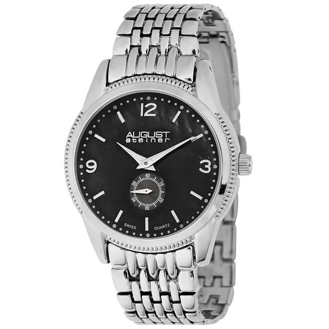 August Steiner Women's Swiss Quartz Watch