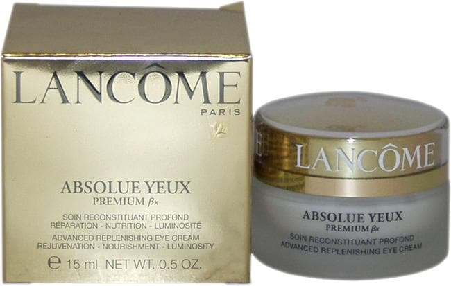 Lancome Absolue Yeux Premium Bx Advanced Replenishing 0.5-ounce Eye Cream at Sears.com
