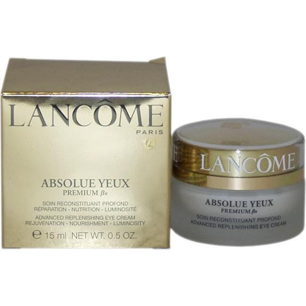 Lancome Absolue Yeux Premium Bx Advanced Replenishing 0.5-ounce Eye Cream