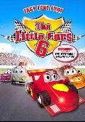 The Little Cars 6: Fast Lane Fury (DVD)