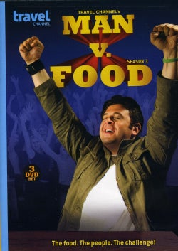 Man V. Food: Season 3 (DVD)