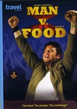 Man V. Food: Season 3 (DVD)