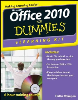 Microsoft Office 2010 eLearning Kit for Dummies