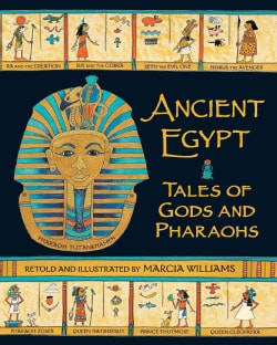 Ancient Egypt: Tales of Gods and Pharaohs (Hardcover)