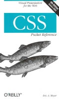 CSS Pocket Reference (Paperback)