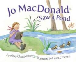 Jo MacDonald Saw a Pond (Hardcover)