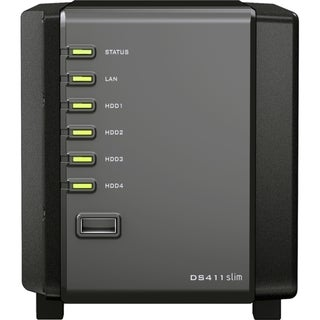 Synology DiskStation DS411slim Netwok Storage Server