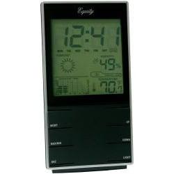 Equity by La Crosse 30220 Desktop Temperature Station/ Time Alarm