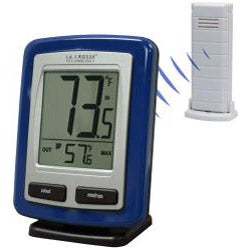 La Crosse Technology WS-9009B-IT-CBP Wireless Temperature Station