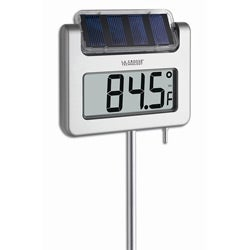 La Crosse Technology 306-645 Solar Garden Thermometer