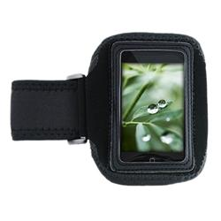 Deluxe Black Sport Armband for Apple iPod Touch