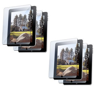 Anti-glare Screen Protector for Apple iPad (Pack of 2)