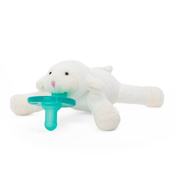 WubbaNub Lamb Infant Pacifier 7739242