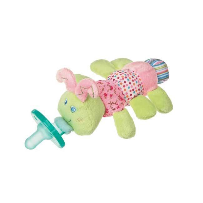 WubbaNub Cutsie Caterpillar Pacifier