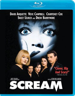 Scream 1 (Blu-ray Disc)
