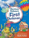 Merriam-Webster's First Dictionary (Hardcover)