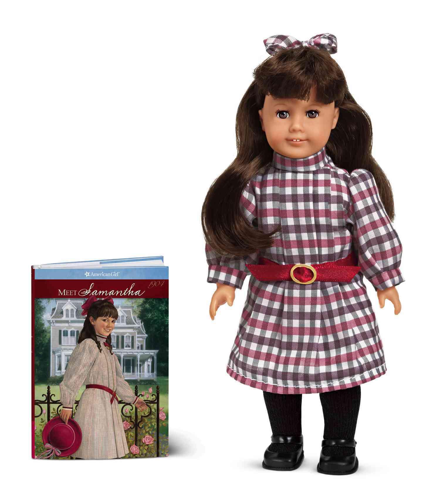 Samantha Parkington 1904 Mini Doll
