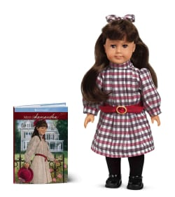Samantha Parkington 1904 Mini Doll