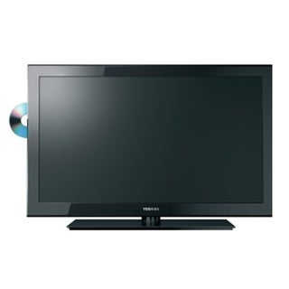 Toshiba 19SLV411U 19-inch 720p LED TV/DVD Combo